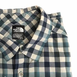 The North Face Short Sleeve Men's Shirt Small